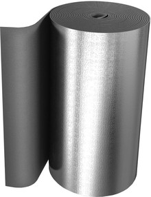 Теплоизоляция Energoflex Super AL 3/1,0-30 с покрытием алюминиевой фольгой