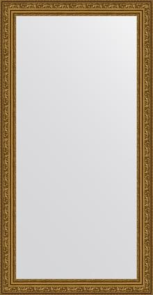 Зеркало Evoform Definite BY 3071 54x104 см виньетка состаренное золото