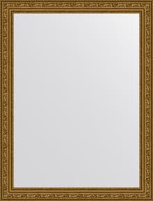 Зеркало Evoform Definite BY 3167 64x84 см виньетка состаренное золото
