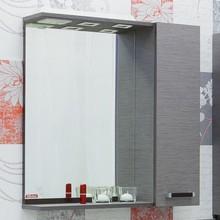 Зеркало-шкаф Sanflor Торонто 75 венге, орфео серый, R