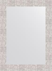 Зеркало Evoform Definite BY 3051 56x76 см соты алюминий