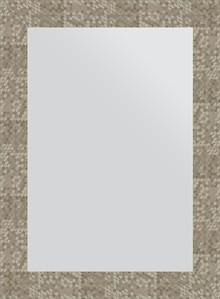 Зеркало Evoform Definite BY 3052 56x76 см соты титан