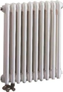 Радиатор стальной Zehnder Charleston Completto 2050/10 2-трубчатый, подключение 223