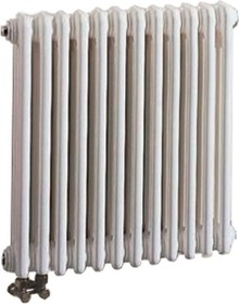 Радиатор стальной Zehnder Charleston Completto 2050/12 2-трубчатый, подключение 223