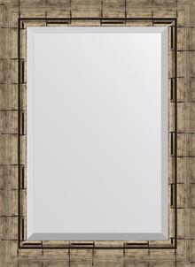 Зеркало Evoform Exclusive BY 1126 53x73 см серебряный бамбук