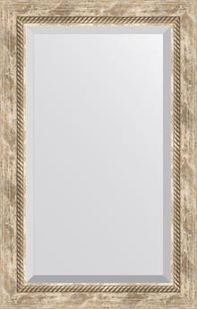 Зеркало Evoform Exclusive BY 3407 53x83 см прованс с плетением