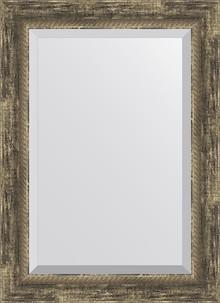 Зеркало Evoform Exclusive BY 3382 53x73 см старое дерево с плетением