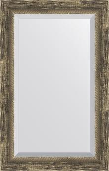 Зеркало Evoform Exclusive BY 3408 53x83 см старое дерево с плетением