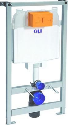 Система инсталляции для унитазов OLI Oli 74 пневматический слив 601804