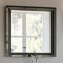 Зеркало Kerama Marazzi Pompei 80 черное, с подсветкой