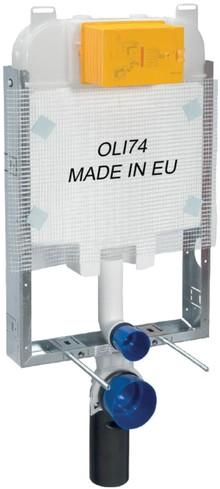 Система инсталляции для унитазов OLI Oli 74 Simflex 601901