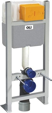 Система инсталляции для унитазов OLI Expert Evo/Speed 014091 самонесущая система