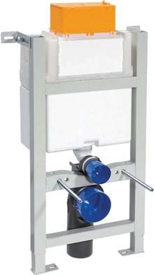 Система инсталляции для унитазов OLI Expert Evo/Speed пневматика 721705