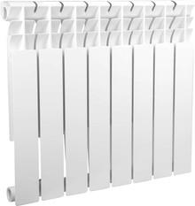 Радиатор алюминиевый Sira Omega A 500 8 секций