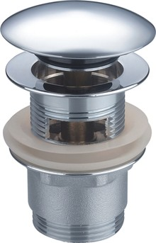 Донный клапан для раковины 1 Orange X1-004cr хром
