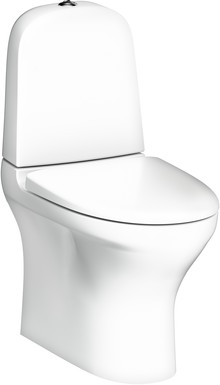 Унитаз-компакт Gustavsberg Estetic Hygienic Flush белый
