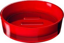 Мыльница Ridder Disco 2103306 красная