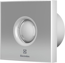 Вытяжной вентилятор Electrolux Rainbow EAFR-100T с таймером, silver