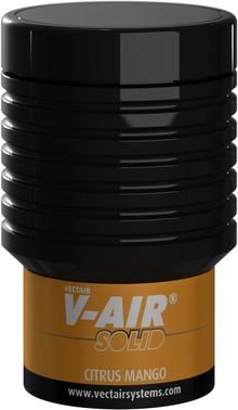 Освежитель воздуха Aroterra V-Air solid цитрус-манго