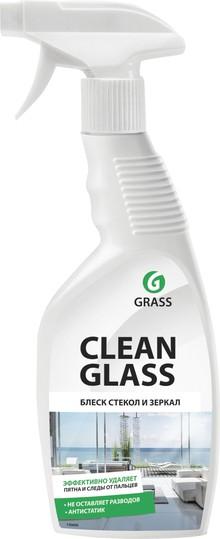 Очиститель для стекол Grass Clean Glass 600 мл