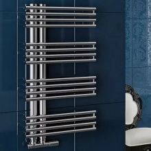 Полотенцесушитель водяной Cordivari Kelly 3551780400107 68х50 полированная сталь