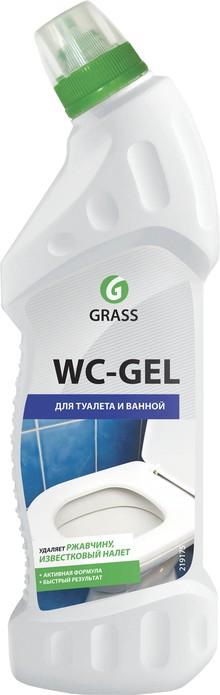 Универсальное моющее средство Grass WC-Gel для чистки сантехники, 750 мл