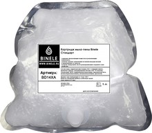 Жидкое мыло Binele BD14XA стандарт мыло-пена (Блок: 2 картриджа по 1 л) без помпы