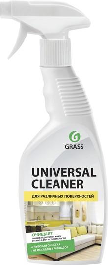 Универсальное моющее средство Grass Universal Cleaner 600 мл