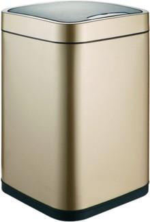Мусорное ведро Weltwasser WW Rone CG 9L шампань золото