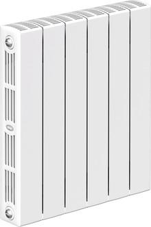 Радиатор биметаллический Rifar SUPReMO 500 6 секций