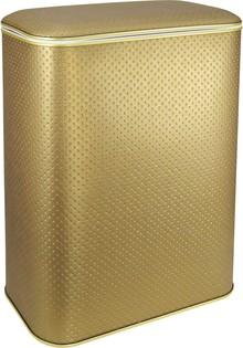 Корзина для белья Cameya PBB-B бронза, большая