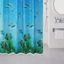 Штора для ванной Milardo Underwater