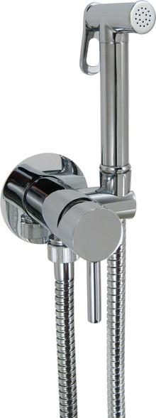 Гигиенический душ Nice Giulini Futuro FSH25 со смесителем, С ВНУТРЕННЕЙ ЧАСТЬЮ