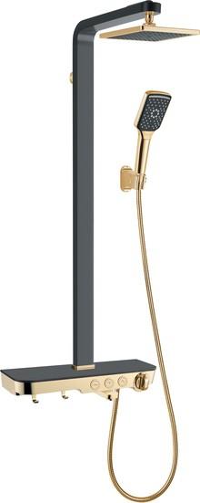 Душевая стойка Gllon GL-SF2060GB-T-NS