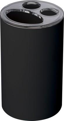 Стакан Ridder Touch 2003210 для зубных щеток, черный