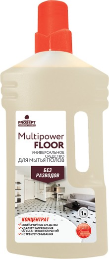 Средство для мытья пола Prosept Multipower Floor 1 л