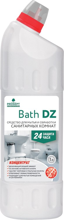 Дезинфицирующее средство Prosept Bath DZ 1 л