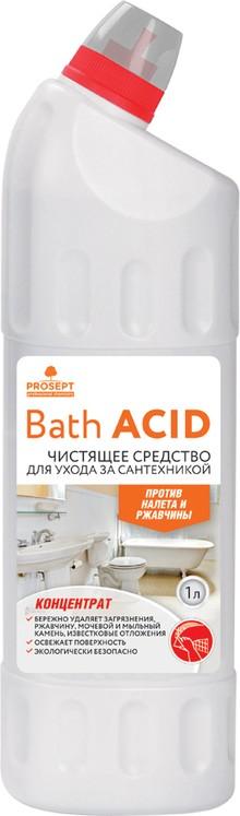 Дезинфицирующее средство Prosept Bath Acid 1 л