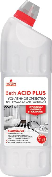 Дезинфицирующее средство Prosept Bath Acid Plus 1 л