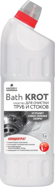 Средство для прочистки труб Prosept Bath Krot 1 л