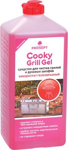 Средство для обезжиривания Prosept Cooky Grill Gel 1 л