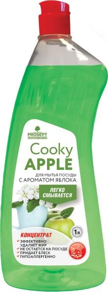 Средство для мытья посуды Prosept Cooky Apple 1 л