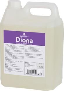 Жидкое мыло Prosept Diona крем-мыло без запаха 5 л