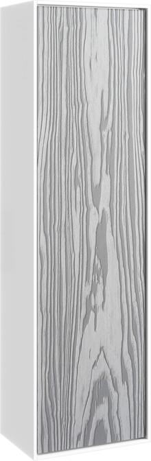 Шкаф-пенал Aqwella 5 stars Genesis 35 миллениум серый