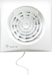 Вытяжной вентилятор Soler&Palau Silent-100 CMZ