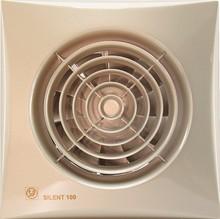 Вытяжной вентилятор Soler&Palau Silent-100 CZ champagne