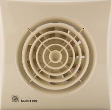 Вытяжной вентилятор Soler&Palau Silent-200 CZ ivory