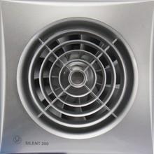 Вытяжной вентилятор Soler&Palau Silent-200 CZ silver