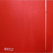 Вытяжной вентилятор Soler&Palau Silent 100 CZ Design-4C red 5 сменных полосок