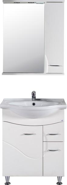 Мебель для ванной ASB-Mebel Альфа 65